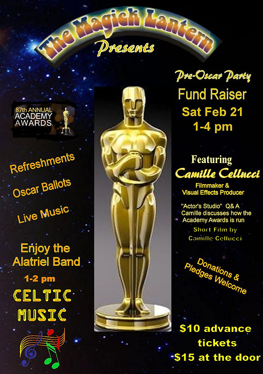 Pre-Oscar party and fundraiser