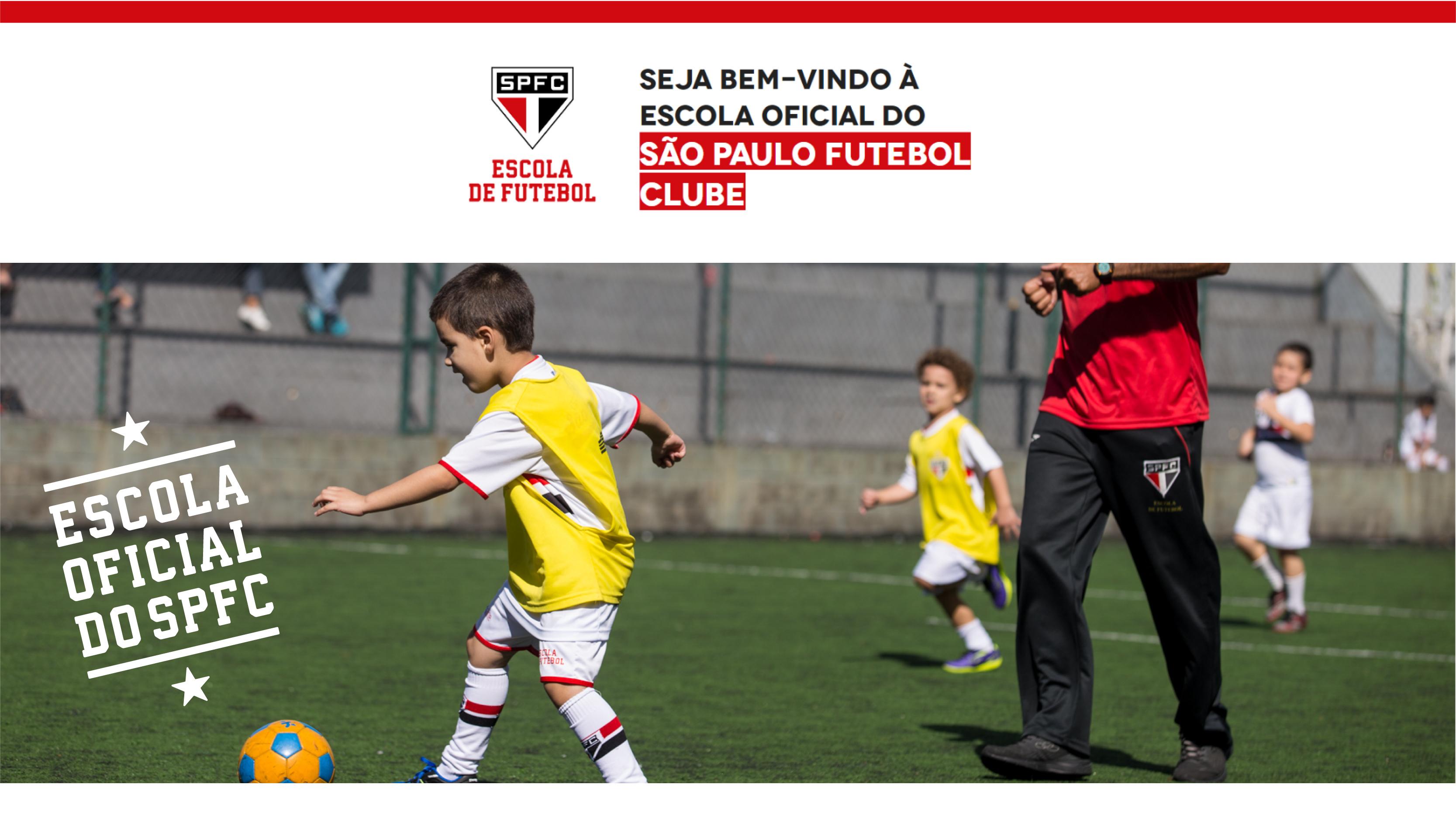 Escola de Futebol SPFC 47c9b39ebe149