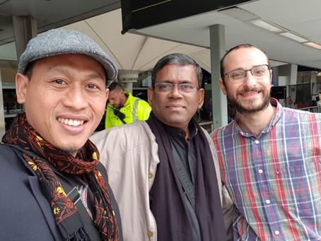 A Rabbi, an Imam and a Priest walk past a bar…