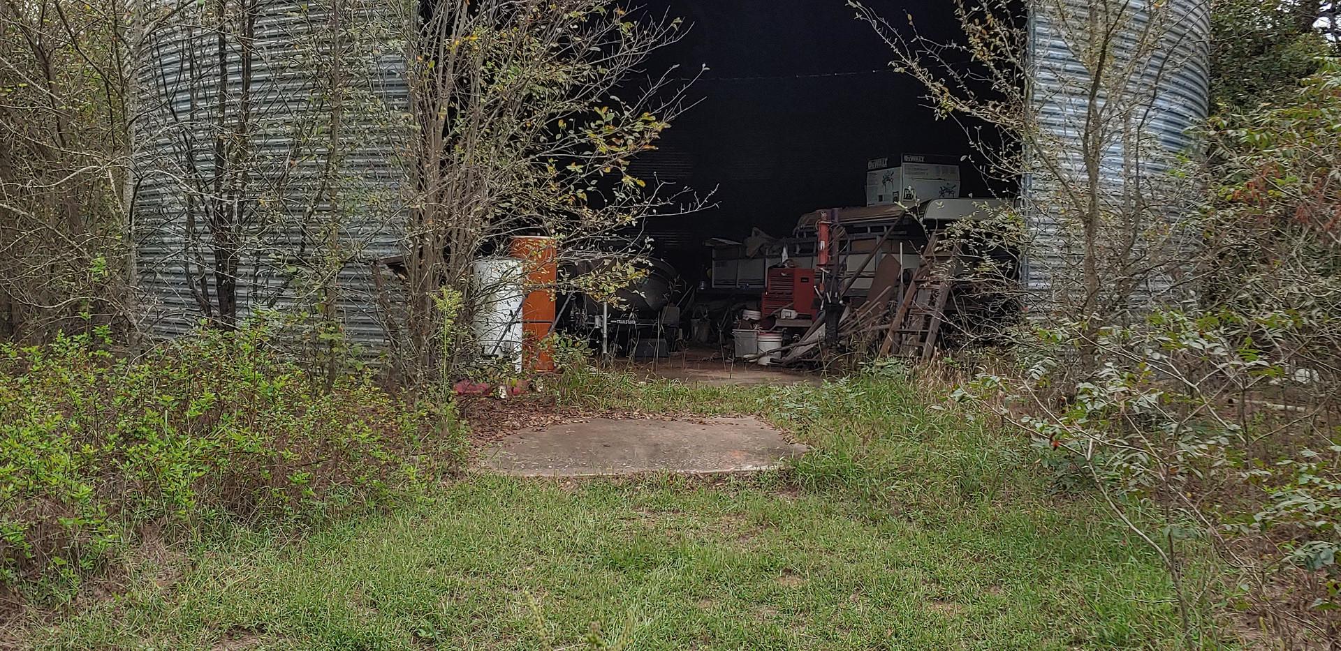 silo workshop storage