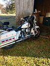 1989 Harley Davison Motorcycle Certified Police Special