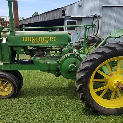 Brad Wynn - Antique Tractors & Ag Equipment