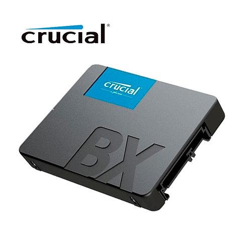 DISCO DURO DE ESTADO SOLIDO, CRUCIAL, BX500, 120GB