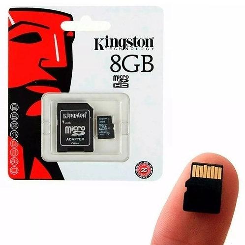 TARJETA MICRO SD, KINGSTON, 8GB