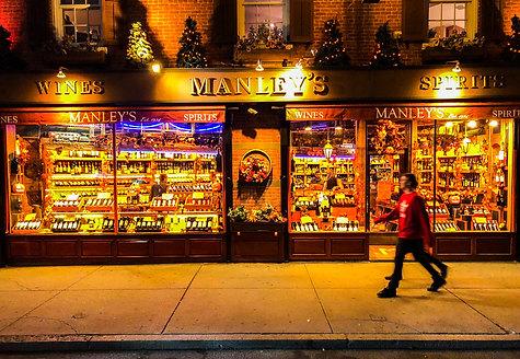 Hudson Street Light