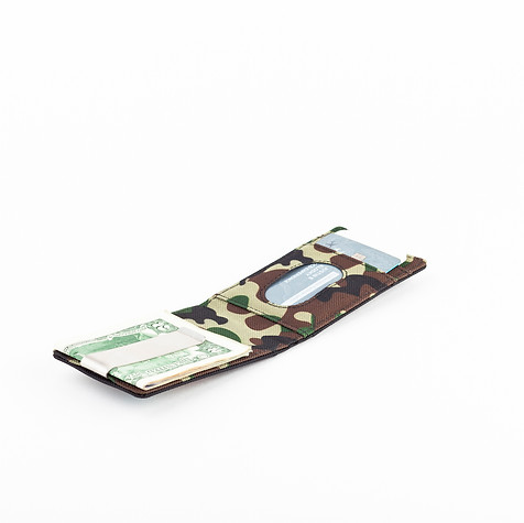 O.C.D. Wallet- Canvas Mens Wallet