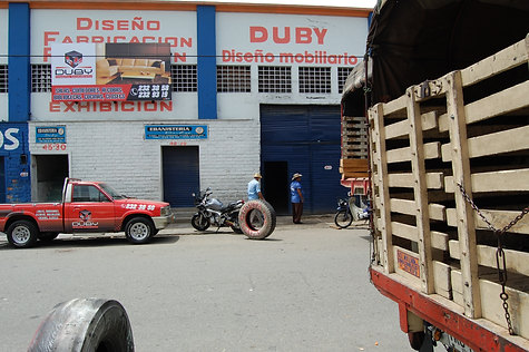 Colombia Tire Trade