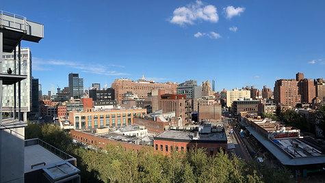 NYC Highline Blind