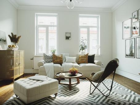 Tạo điểm nhấn khi theo đuổi phong cách nội thất Scandinavian