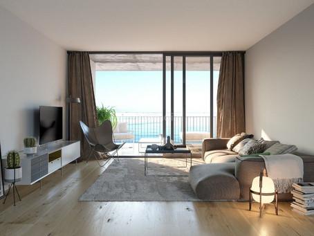 Ưu điểm và lưu ý khi thiết kế chung cư phong cách hiện đại