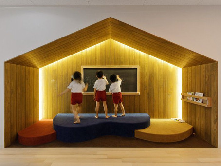 Lưu ý khi lắp đặt hệ thống chiếu sáng cho không gian sinh hoạt của trẻ em