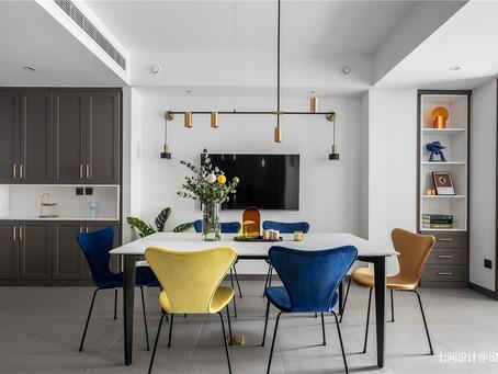 Những nguyên tắc và lưu ý khi thiết kế chung cư hiện đại