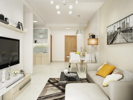 Tư vấn thiết kế nội thất nhà chung cư tối đa hóa không gian