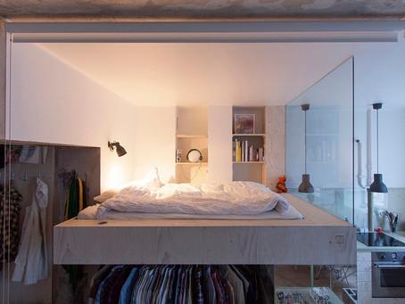 Điểm danh một số cách tối ưu không gian cho các ngôi nhà có diện tích nhỏ