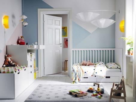 Những lưu ý khi thiết kế phòng ngủ cho trẻ em