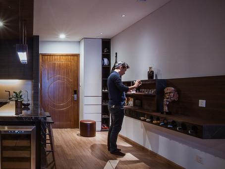 Dự án thiết kế không gian nội thất công trình Time City HA Apartment