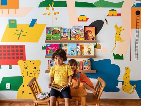 6 cách cải thiện không gian học tập tại nhà cho trẻ