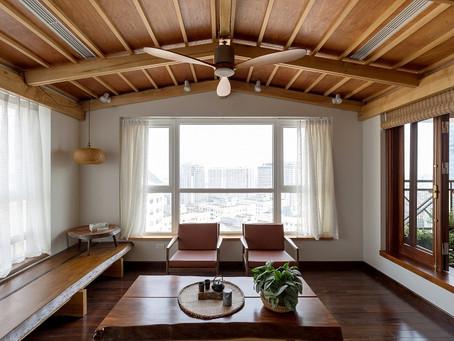 Khám phá đặc trưng thiết kế chung cư phong cách Nhật Bản
