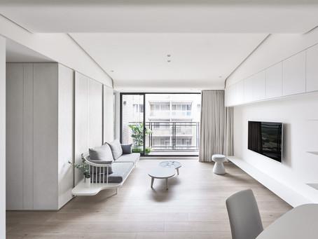 Tìm hiểu thiết kế chung cư theo phong cách tối giản