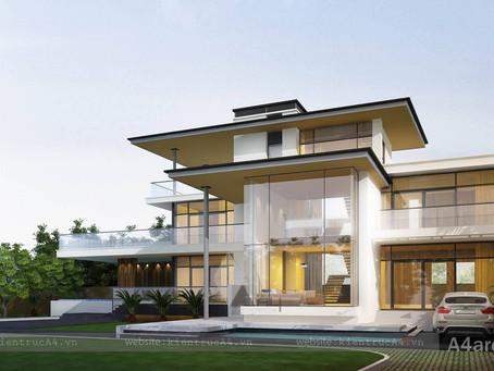 A4 Architects - Đơn vị thiết kế thi công nội thất hàng đầu Hà Nội