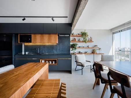 Một số gợi ý giúp bạn thiết kế căn bếp gia dụng logic, thuận tiện nhất