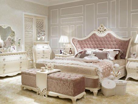 4 Nguyên tắc khi thiết kế phòng ngủ theo phong cách Châu  Âu