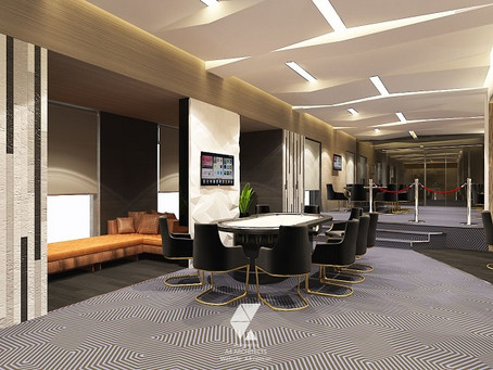 Dự án thiết kế, thay đổi khách sạn Kim Liên lâu đời thành Poker Vinplay Club