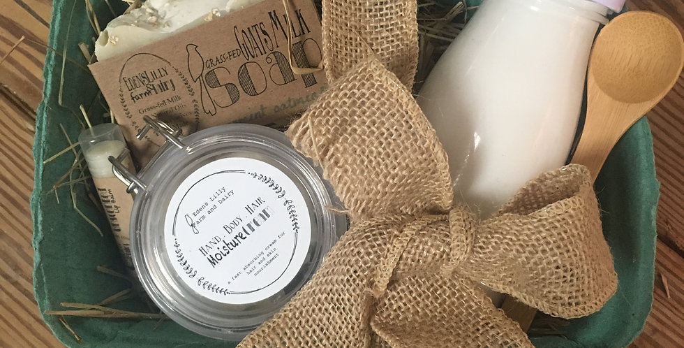 Goat Milk Soap Sampler Gift Set