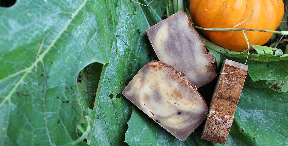 Pumpkin Spice-Grassfed Goats Milk Soap