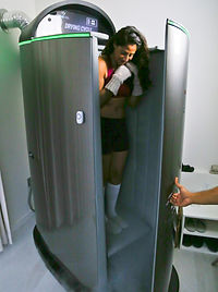 whole body cryo, whole body cryotherapy, cryotherapy, cryo chamber