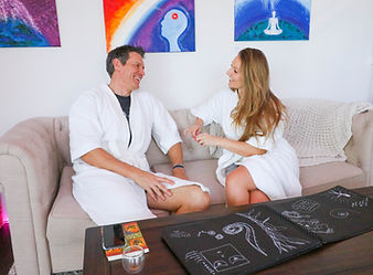 couple's spa, spa package, float package, day package