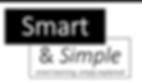 Smart & Simple Logo white BG.png