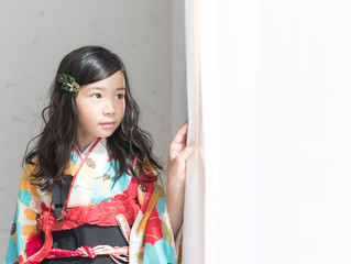 七五三モデル!7歳女の子🌸