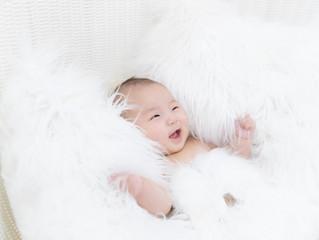 天使の微笑み