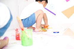 ペイント体験!遊べるフォトスタジオ | 非日常体験 | 大人も子ども参加できる | 誕生日 | 記念撮影