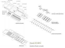 Isométrica Proyecto