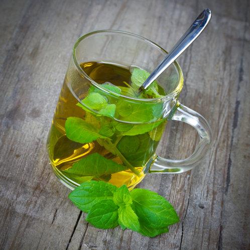 Ginger Peppermint Tea (Half Gallon)