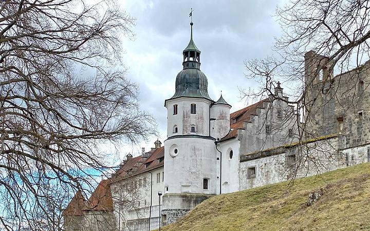 Schloss Hellenstein Schlosskirche Heiden