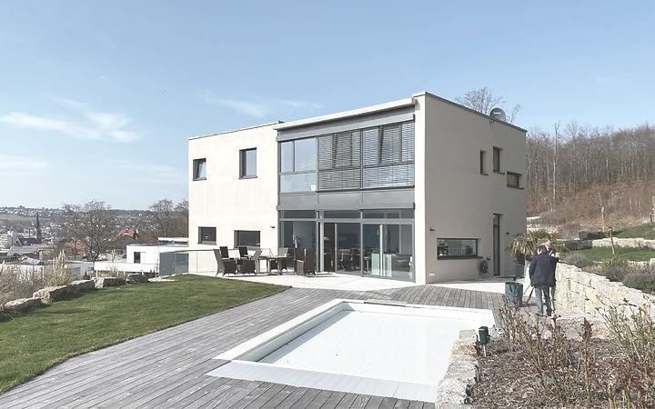 Einfamilienhaus Villa Heidenheim Neubau-