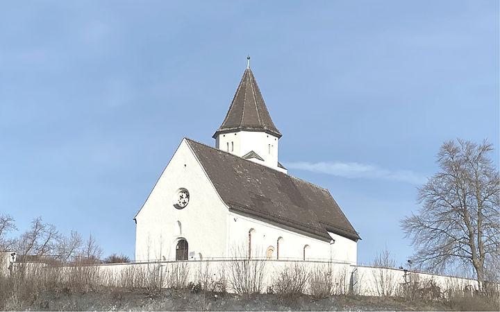 Sankt Peter Totenbergkapelle Heidenheim-