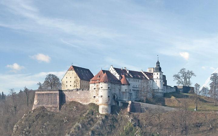 Schloss Hellenstein Heidenheim Sanierung