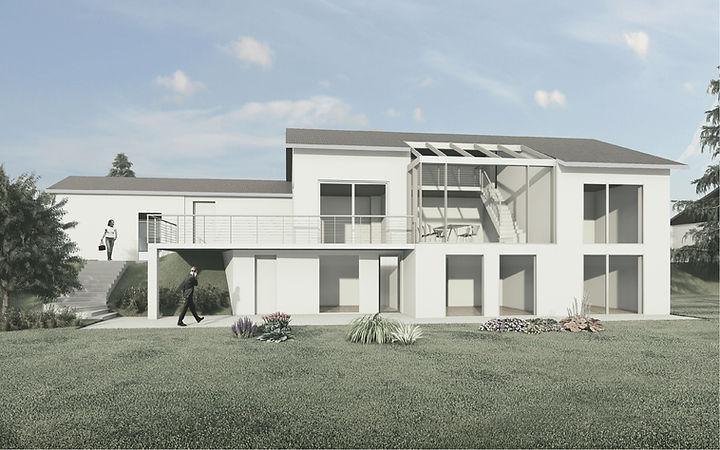 Einfamilienhaus Sanierung Umbau Heidenhe