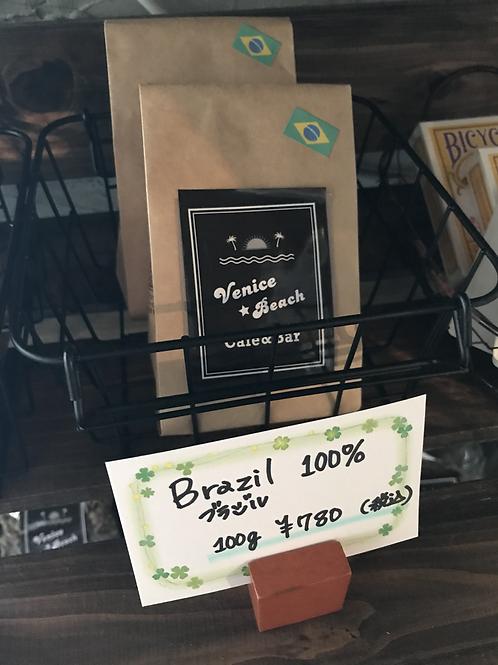 ブラジルロースト 100g