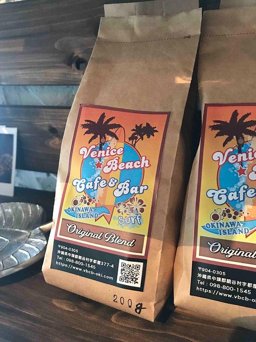 オリジナルブレンドコーヒー豆 200g