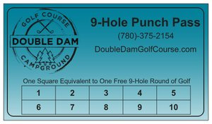 9-Hole Punch Pass