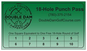 18-Hole Punch Pass