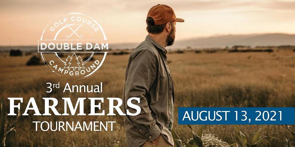 3rd Annual Farmers Tournament