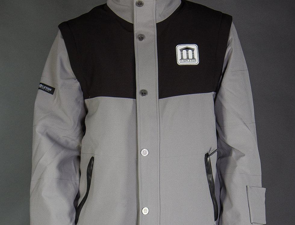Triple Vest Jacket - grey