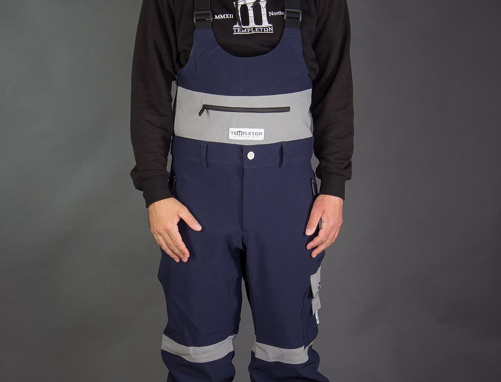 Doublechino BIB Pant - navy