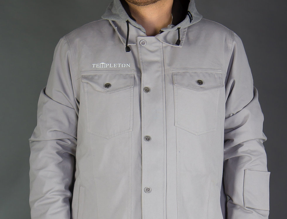Hard Rock Jacket - grey
